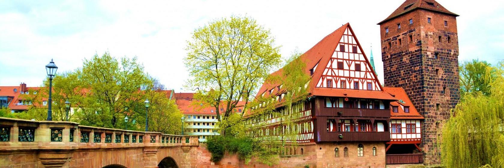 跟随我走进中世纪的纽伦堡。