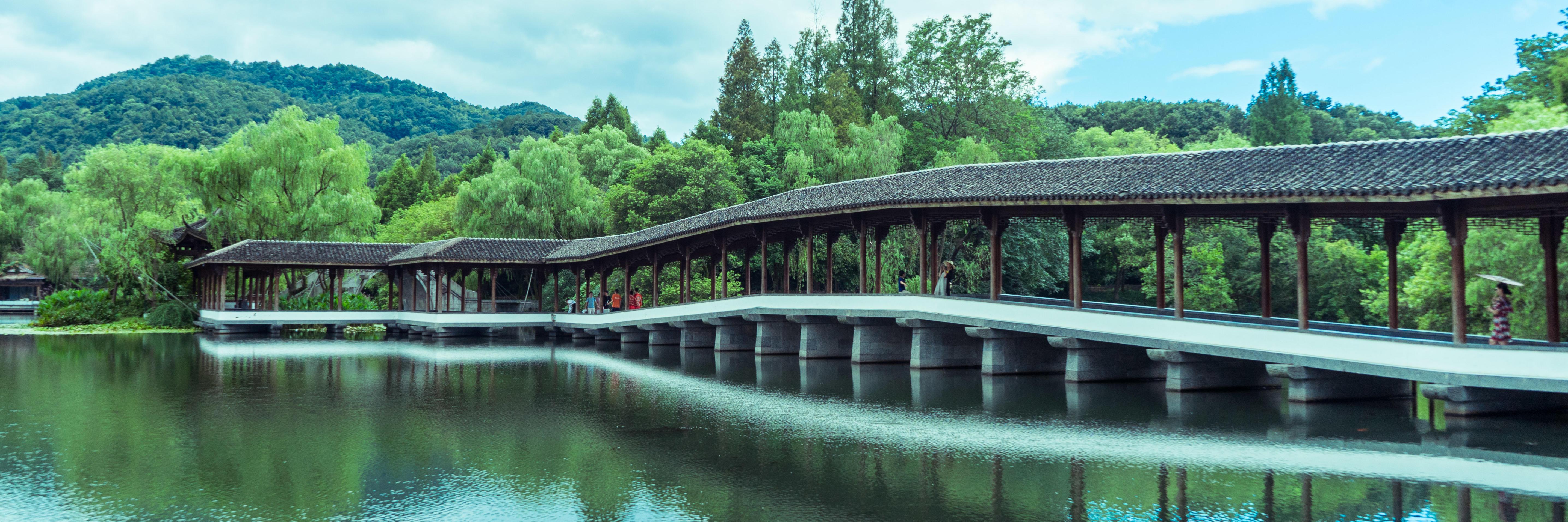 杭州短途小眾自駕游,新潮與傳統的搭配玩法
