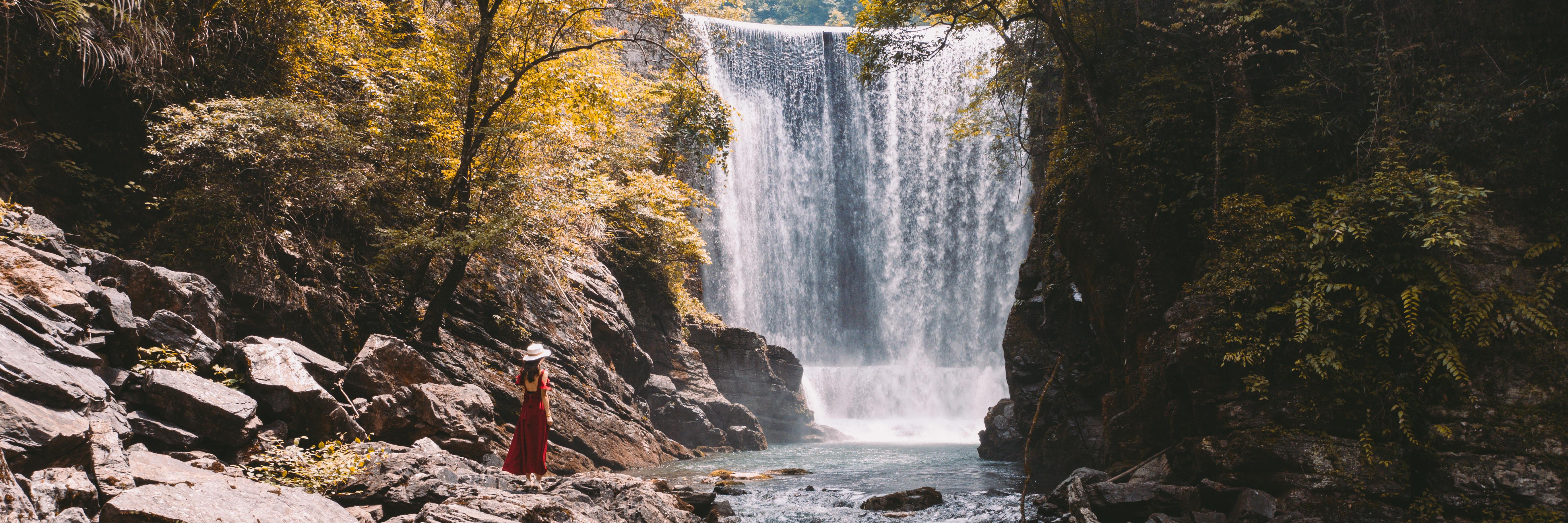 【鹿卡带你去旅行】自驾湖南,找寻拍照圣地