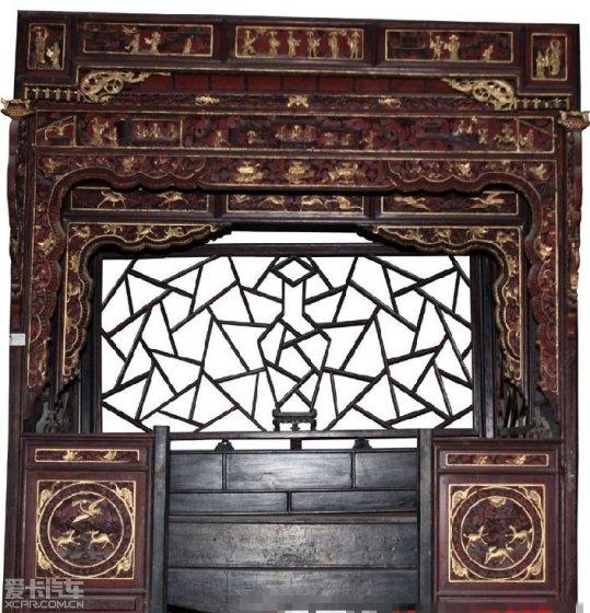 看看古代大户人家的床什么样?