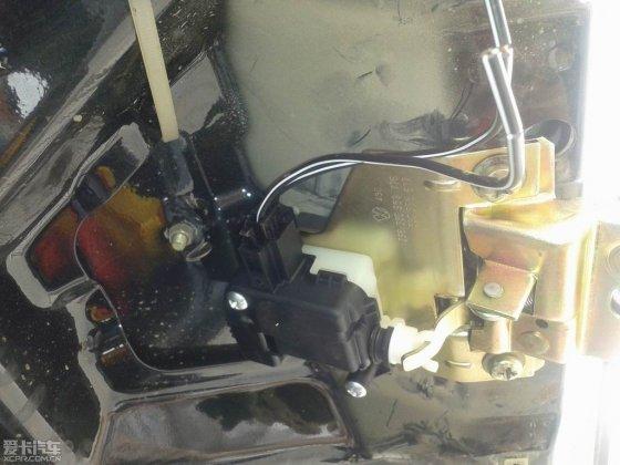 马达电瓶接线图解法