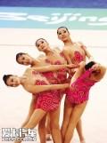刘翔算个浮云,我最期待的奥运项目艺术体操好久开始,每届都是美女如云