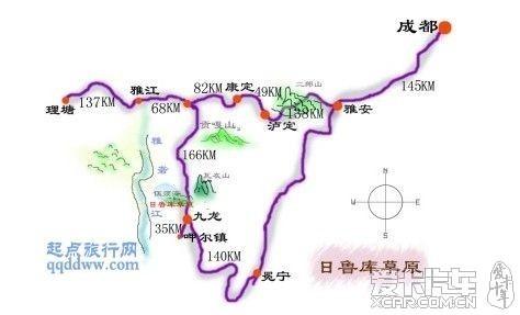 [图]【九寨沟景点分布地图】图片_四川九寨沟树正沟图