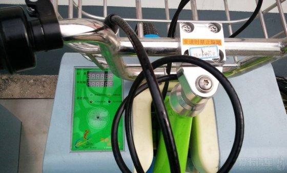 推动环保的公共自行车(轴传动 无链条)精华