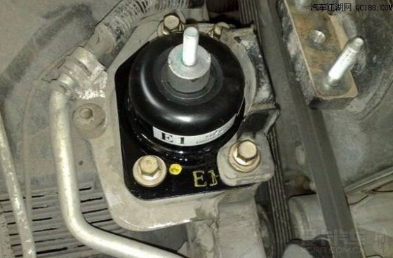 改良凯越刹车效果,发动机噪音太大的问题