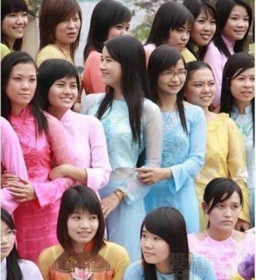 柬埔寨少女争相 成男人天堂