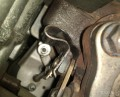 新迈腾1.4T加油门异响,像易拉罐里面有个黄豆在高速晃动的声音