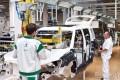 从生产过程看Yeti的车身结构