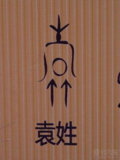 图】中华姓氏图腾
