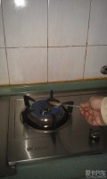 燃油添加剂燃烧实验