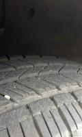 转途观轮毂轮胎