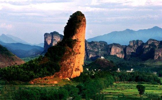 龙虎山风景高清图片