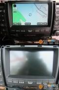 12代皇冠原装日本版硬盘导航