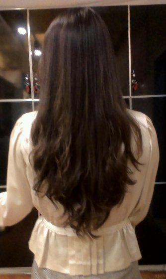 烫发(上真人)2015-10月新发型