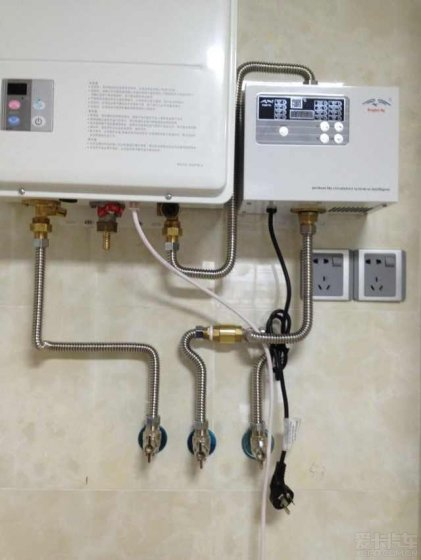 问个热水器循环水系统的问题