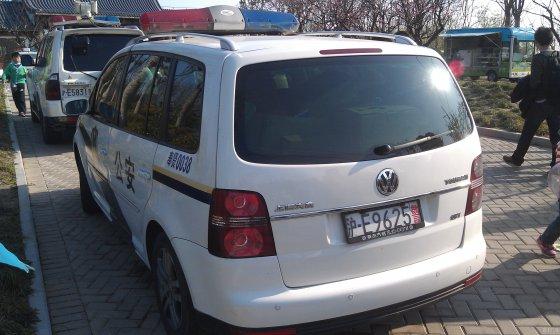 租车/别克商务出租/大众途安出租帕   此次世博专属出租车的车高清图片