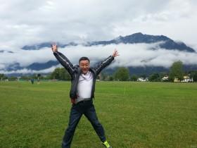 欧洲游记之八----瑞士因特拉肯半日