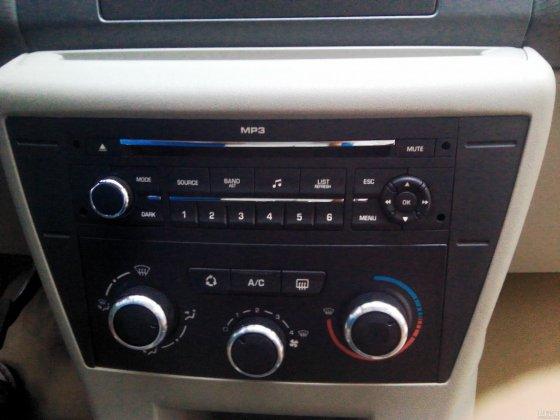 新换上凯旋汽车空调按钮效果图