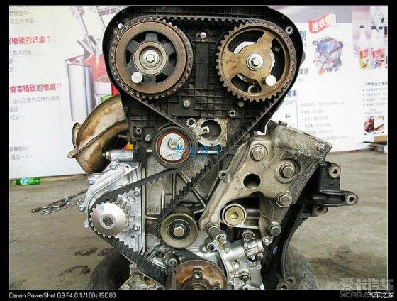 【精华】标致,雪铁龙2.0发动机正时皮带安装方法_世嘉