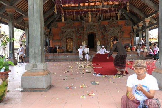 巴厘岛皇宫