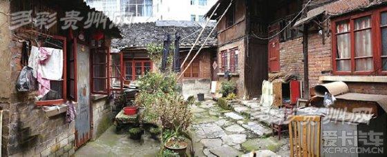 明朝时期贵州老房子图片