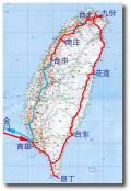2016年春节----姗姗来迟的台湾环岛自驾游(已经更新)