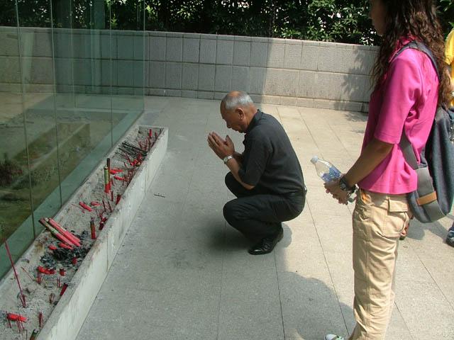 【精华】6.16带日本人到南京大屠杀纪念馆忏悔
