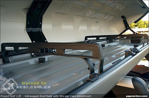 【精华】golf车顶行李架的加装