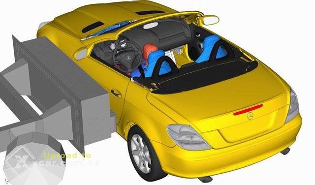 汽车设计制造全过程图片示意