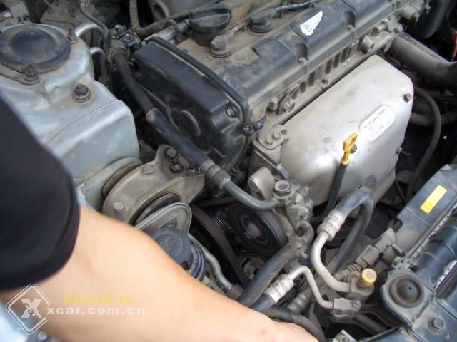 发动机深度换油步骤