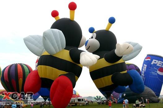 纽泽西 热气球节图片