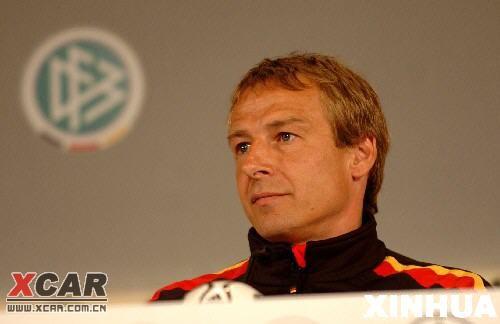 克林斯曼 Klinsmann 风度翩翩的职业杀手