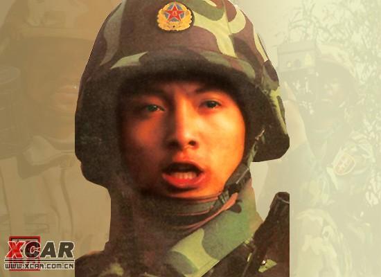 军人,永远是最可爱的人