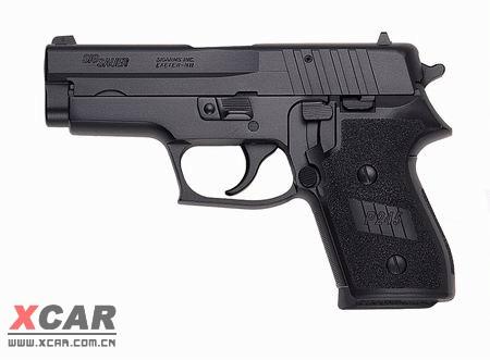 p245尺寸相当紧凑比hkusp45紧凑型还小便于隐携带.