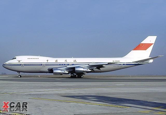 【精华】中国民航的飞机