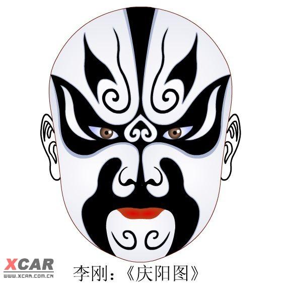 [转载][转载]中国京剧脸谱大全[117p]/京剧脸谱图大全; 以下就是京剧