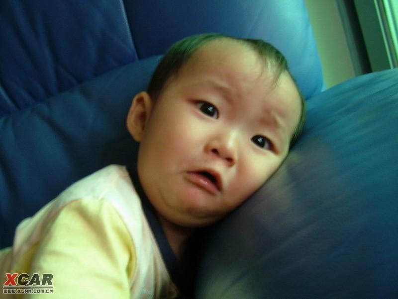 宝宝委屈的图片可爱