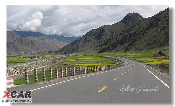 西藏之行图片精选(二)--青藏线风景