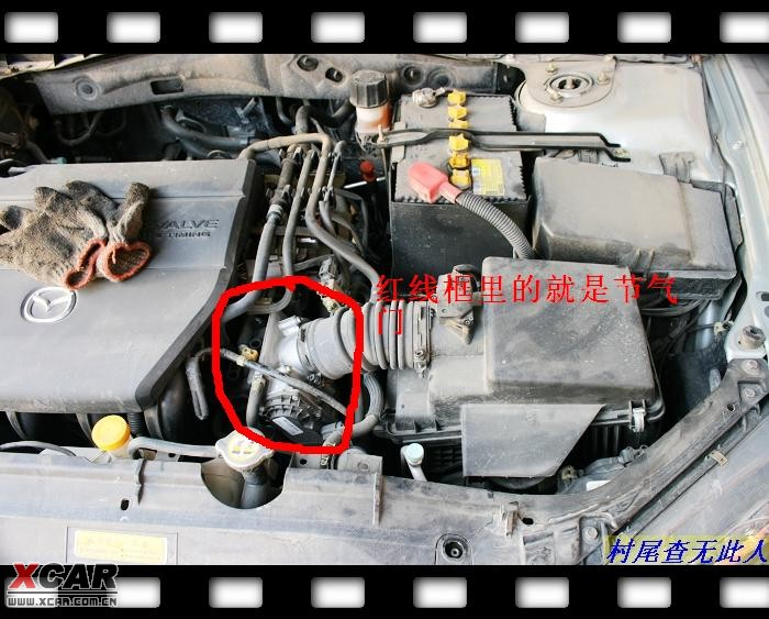 清洗节气门组图高清图片