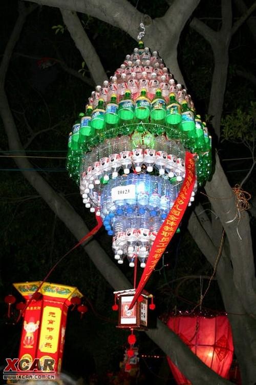 14:4812楼 播音777 发表于 2007-03-04 14:48  12楼 饮料瓶做的花灯是图片