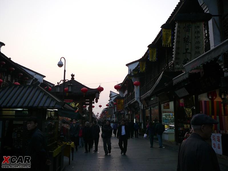 春节江南行系列五 河舫街图片