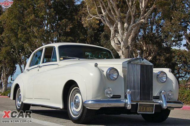我的梦想之车,1962年的劳斯莱斯,多优雅!