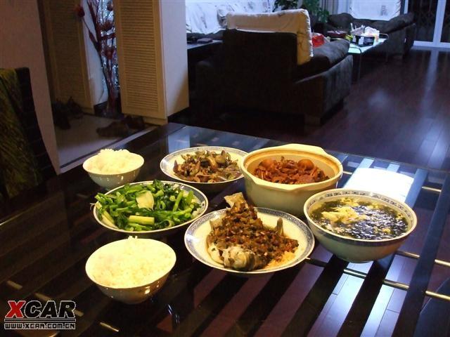 二人世界(平民的家庭晚餐)