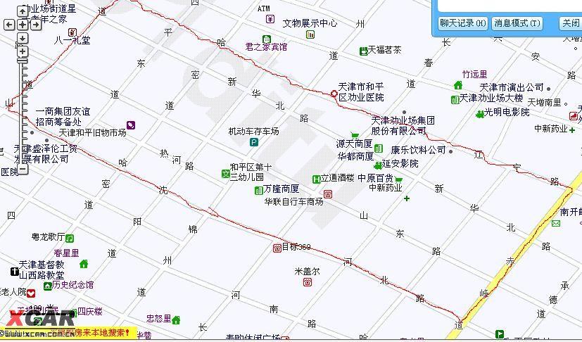 潍坊市公交公司47路地图