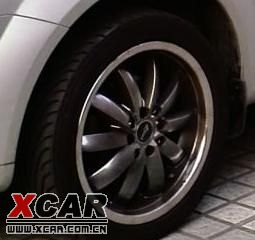 关于乐风轮胎改装
