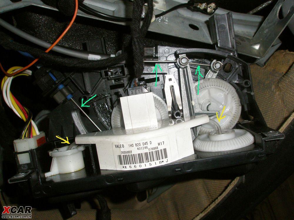【精华】图片:空调面板专题_捷达论坛_爱卡汽车移动版