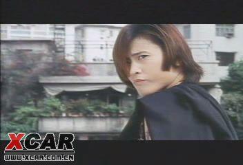 大岛由加利,日本演员,早期的动作片中经常和李赛凤搭档.