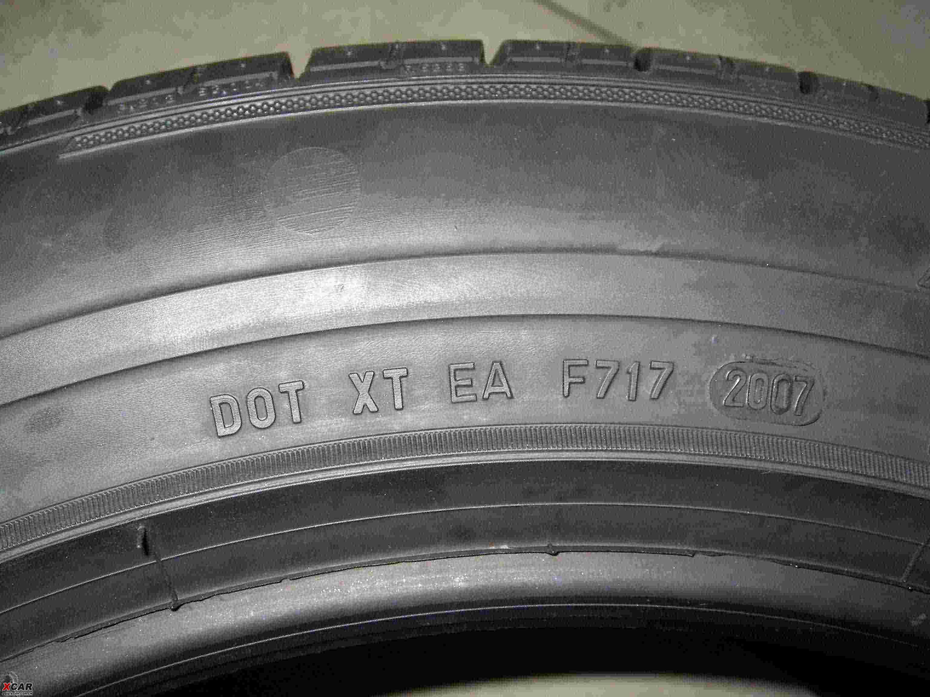 宝马7系专用改装胎
