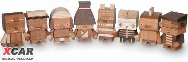木头小汽车手工制作