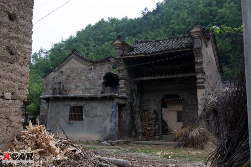 鄉村老房子
